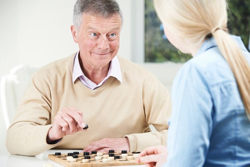 Alzheimer's in Home Care