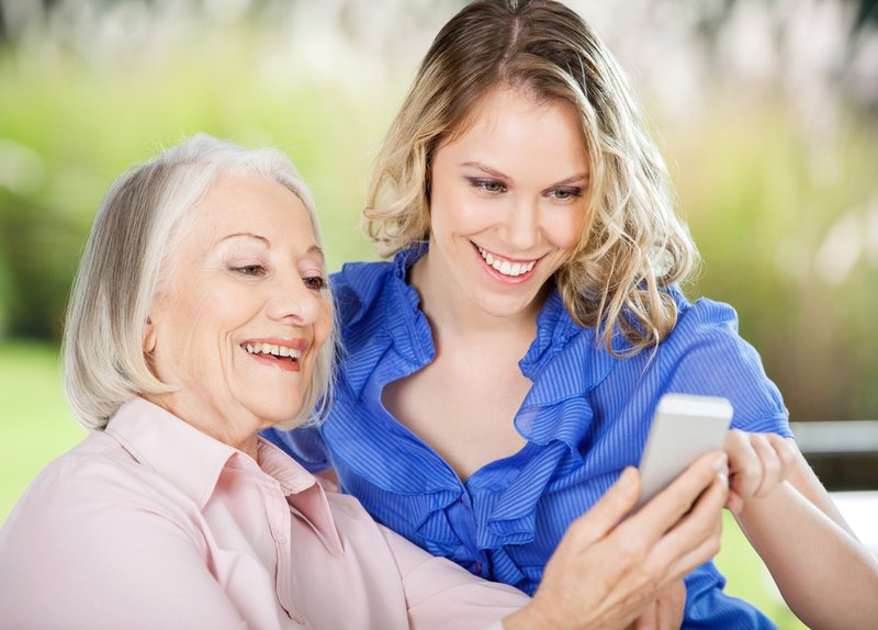 Home carefor the  elderly