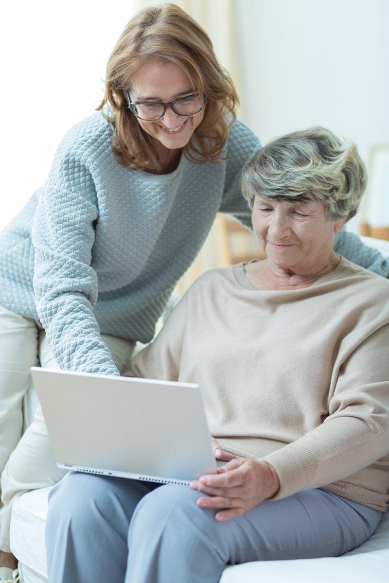 Live in nurses for the elderly